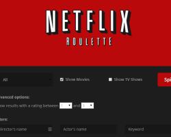 ¿No podes decidir que ver? Netflix Roulette es para vos