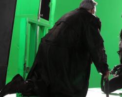 """Detrás de cámara en """"Sin City: A Dame to Kill For"""""""