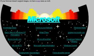microsoft-su-primer-pagina-web-unpocogeek.com