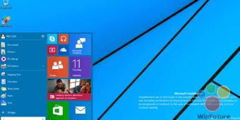 Preview técnica de Windows 9 en video