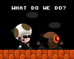 The WiiVENGERS, personajes de Nintendo como The Avengers