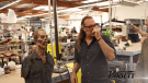 Creando a los zombies de The Walking Dead