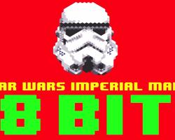 Covers en 8 bits de temas musicales de íconos de la cultura geek