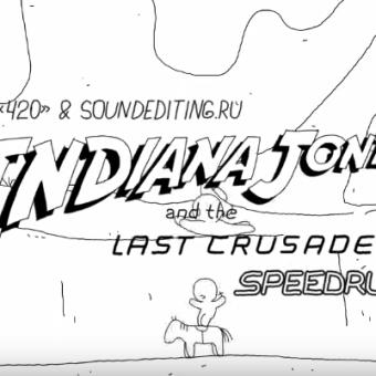 Indiana Jones y la última cruzada resumida en 60 segundos