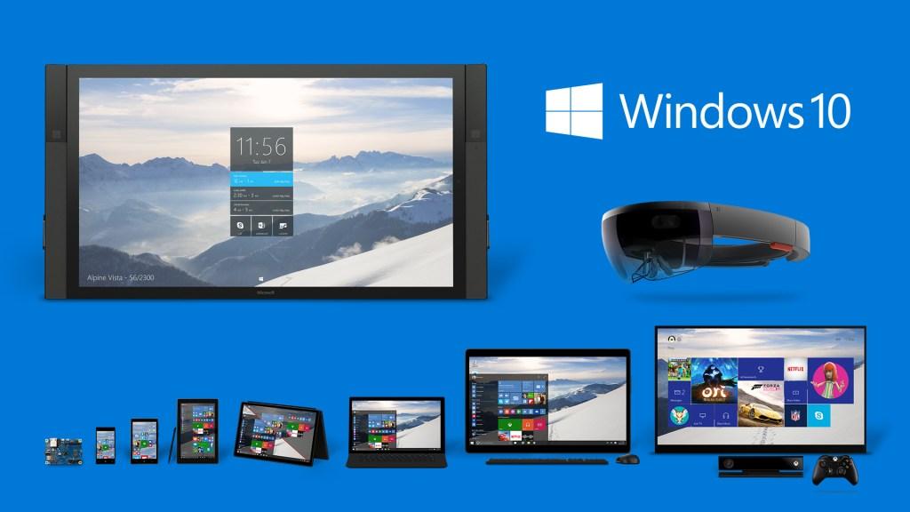 Procesadores de la próxima generación solo serán compatibles con Windows 10