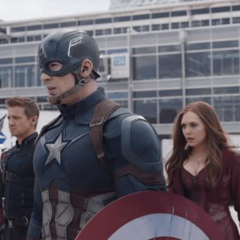 """Nuevo adelanto de """"Capitán América: Guerra Civil"""" se presentan los dos lados"""