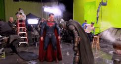 Detrás de escena de Batman v Superman