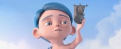 Apocalyptos, dos dioses batallan en el monte Olimpo en este corto animado