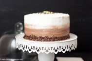 Layer cake chocolate