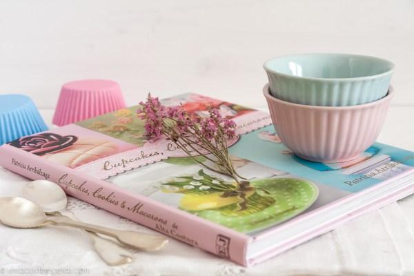 Libro Cupcakes, Cookies y Macarons de alta costura