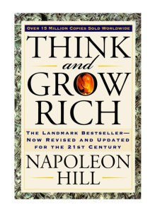 Think and Grow Rich - Books to Read in Your 20s