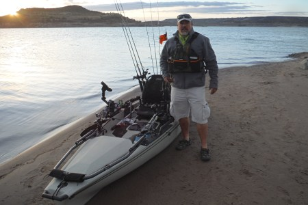 Elephant Butte 2nd Annual Kayak Tournament