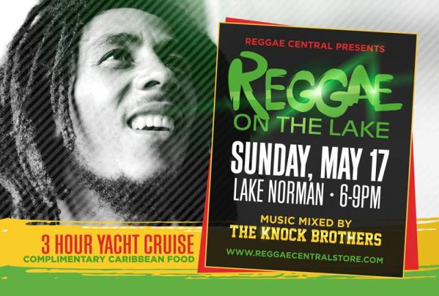 Reggae on the Lake – Yacht Cruise on Lake Norman