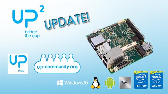 UP2 update