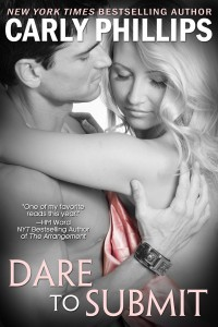 Chapter hop for Carly Phillips Dare to Submit