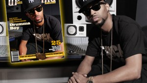drumma boy exclusive