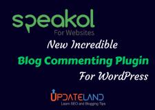 Speakol-blog-commenting-system