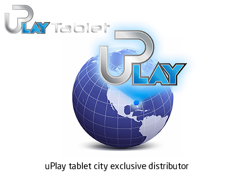 3. uPlay tablet city exclusive distributor