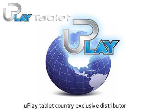 5. uPlay tablet country exclusive distributor