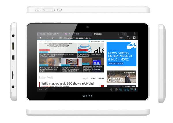 Ainol Novo 10 Hero Quad Core Firmware Update by ...