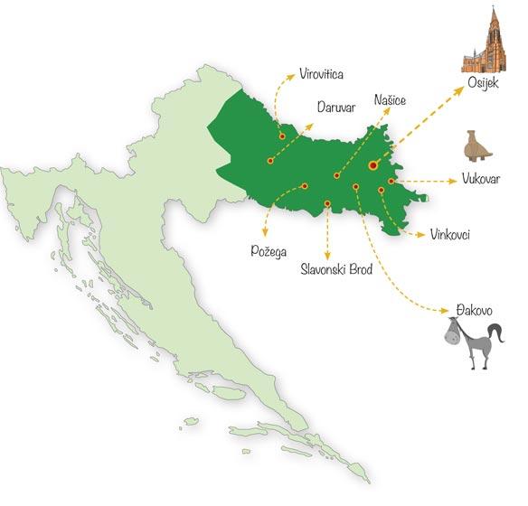 istocna Hrvatska