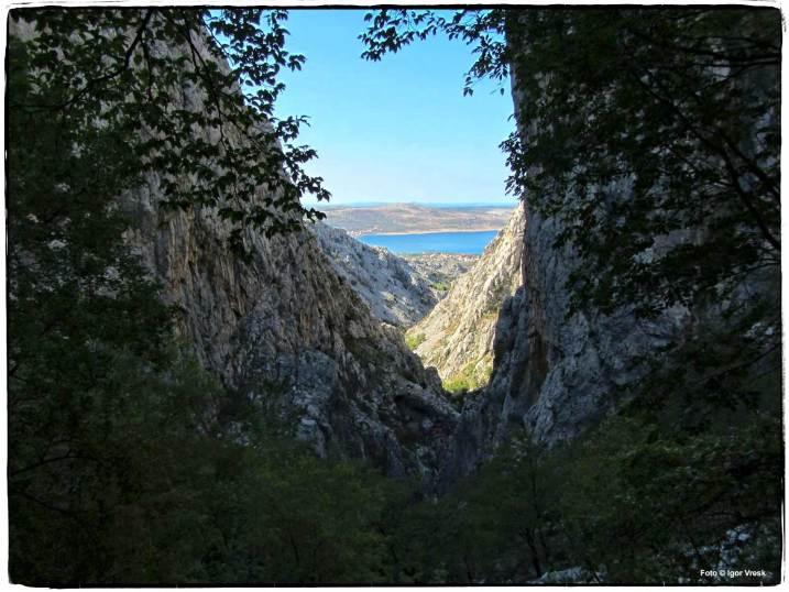 Kanjon Male Paklenice