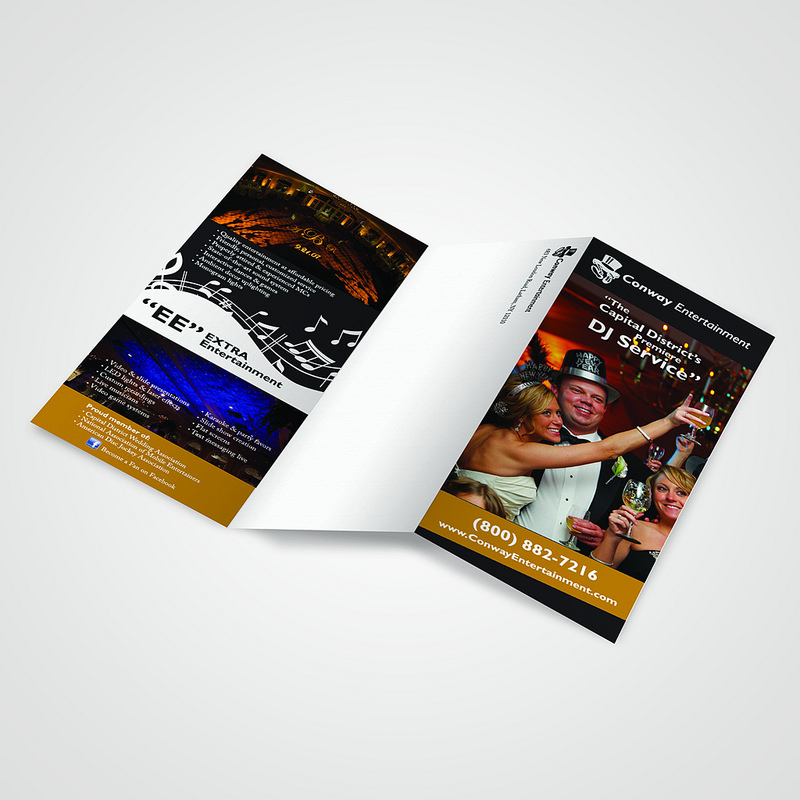 The Difference Between Flyers and Leaflets   and More Brochures