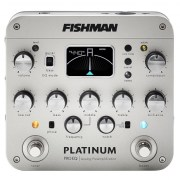 Fishman Platinum Pro EQ Analog Double Bass Preamp