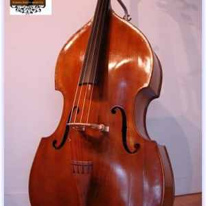SOLD! 7/8 German Double Bass