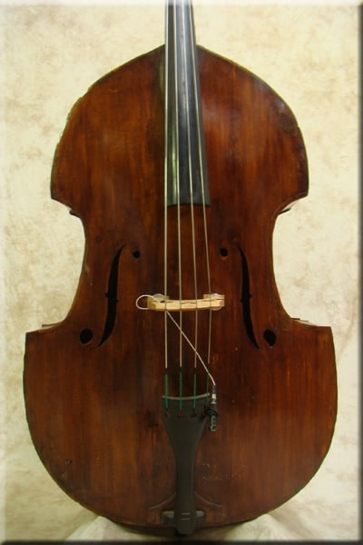 SOLD: Swanson Double Bass