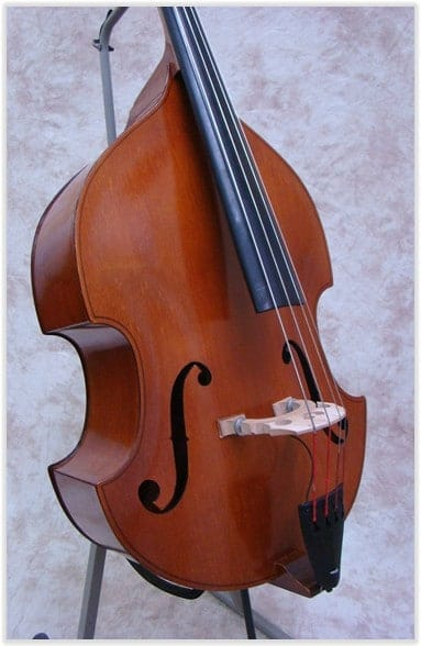 SOLD: Czech Ease Travel Upright Bass 2006