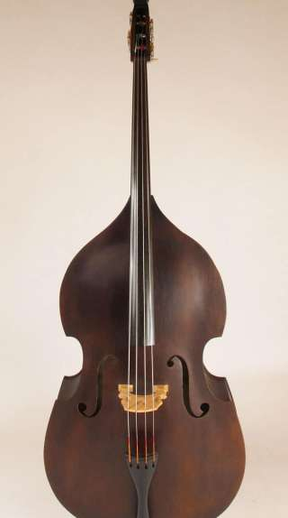 Upton Beginner Upright Laminate Bass
