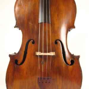 Joseph Pauli Double Bass 1840