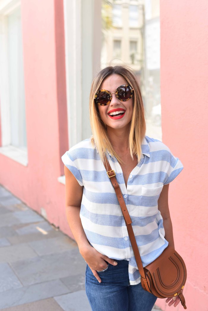Last Summer Look + How to Monetize Your Blog