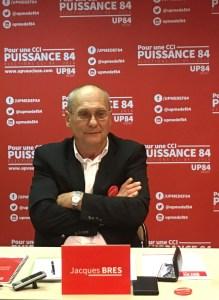 Vaucluse matin Jacques Brès candidat