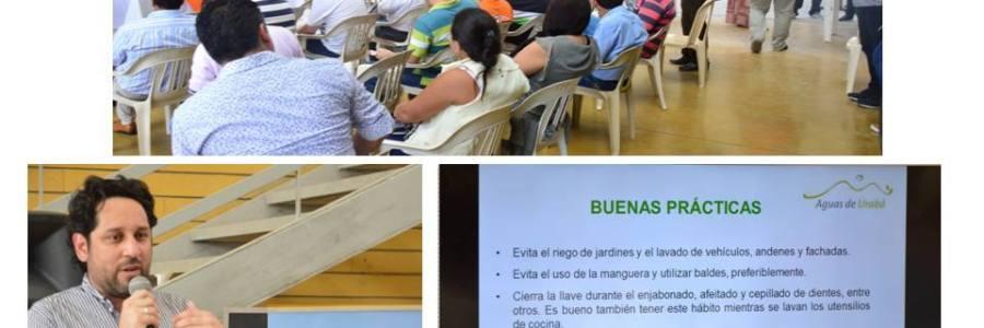 Carepa es uno de los municipios que será multado por consumo excesivo de agua