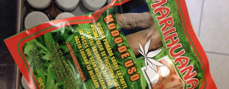Aprueban uso medicinal de la marihuana