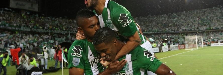 Atlético Nacional, a 90 minutos del título continental