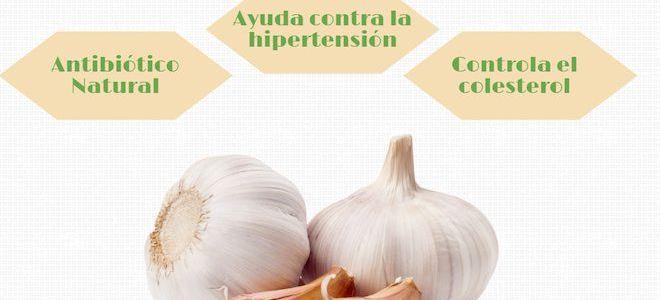Beneficios de comer ajo en ayunas