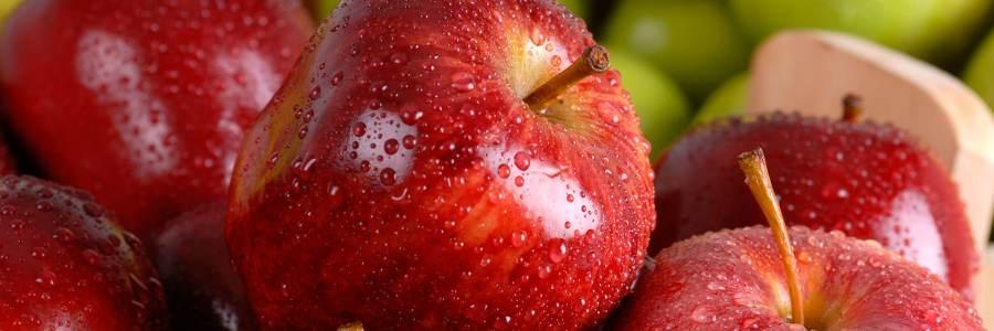¡Adelgaza YA! Pierde 10Kg en una semana con la dieta de la manzana roja