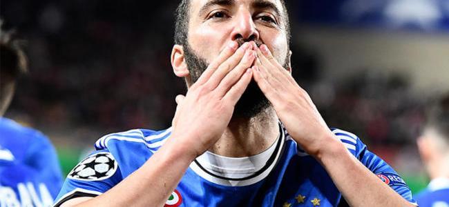 Mónaco no pudo con la Juventus y cedió terreno en la Champions League
