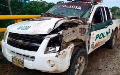 Clan del Golfo asesinó a dos policías en Canelete, Córdoba