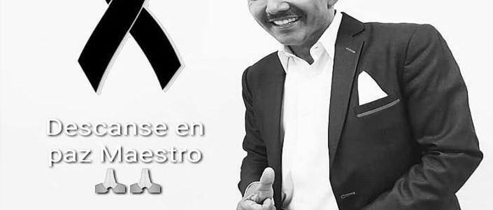 ¡Adiós Jorge Luis Hortua! La muerte del artista enluta la música popular