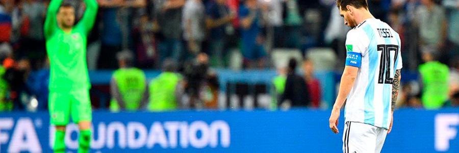 Debacle argentina: Croacia goleó a la albiceleste y lo dejó cerca de la eliminación