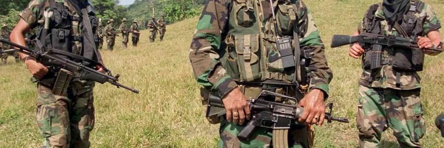 Secuestran a cinco personas en Chocó, entre ellas dos policías y un soldado