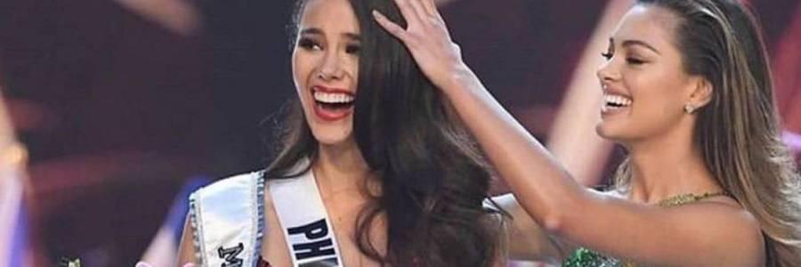 Por cuarta vez, Filipinas se lleva la corona de Miss Universo