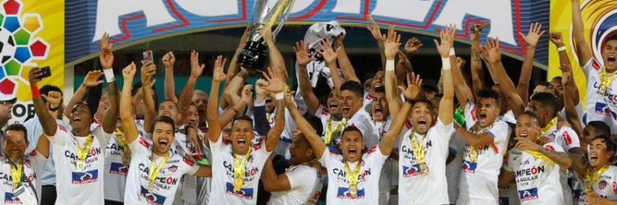 ¡Lo celebra el tiburón! Junior se corona campeón de la Liga Águila 2018 II