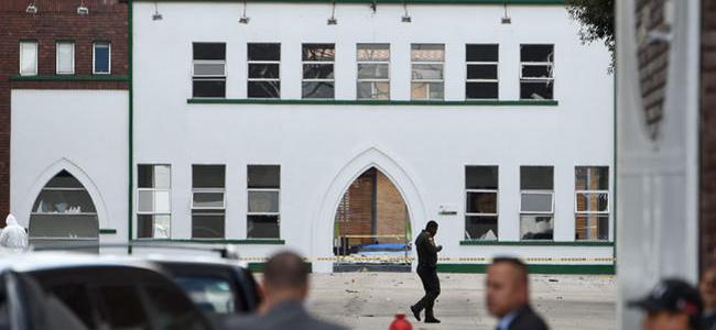 Nueve muertos y 54 heridos deja carro bomba en la Escuela General Santander de Bogotá