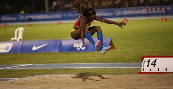 Caterine Ibargüen consiguió marca para estar en los Juegos Olímpicos