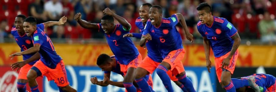 Colombia – Ucrania, por un lugar entre los cuatro mejores del mundo
